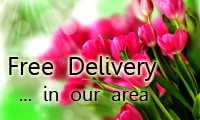 Free Delivery - within 15 miles of our shop